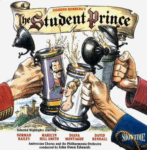 Romberg: The Student Prince [Highlights]