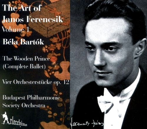 The Art of Janos Ferencsik Vol. 1