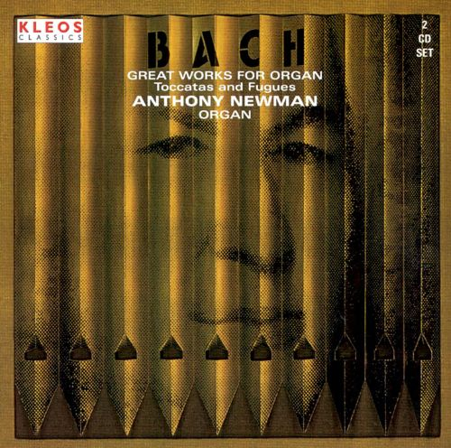 Bach: Great Works for Organ