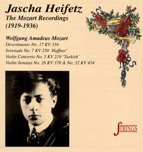 The Mozart Recordings 1919-1936