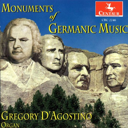 Monuments of Germanic Music