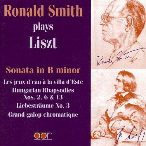 Ronald Smith plays Liszt
