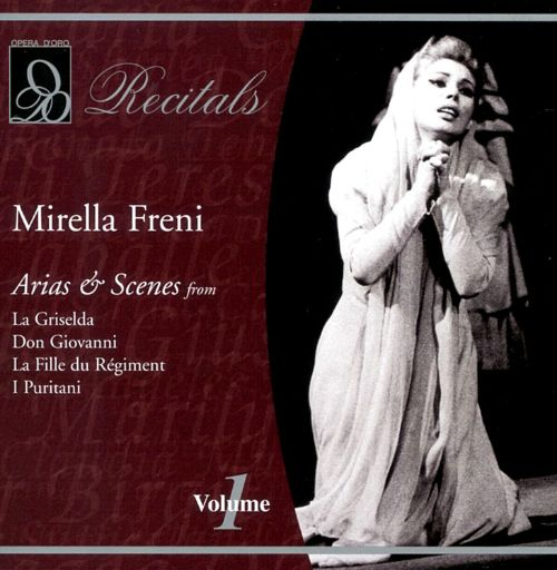 Mirella Freni, Vol.1