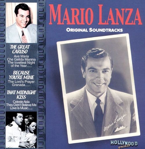 Mario Lanza: Original Soundtracks