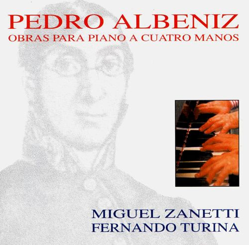 Albeniz: Piano Works for 4 Hands