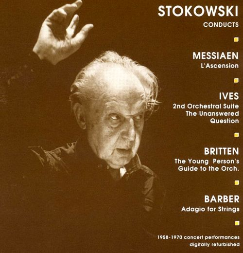 Stokowski Conducts Music of the 20th Century
