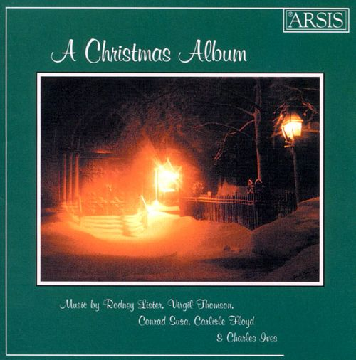 Christmas Album by American Composers
