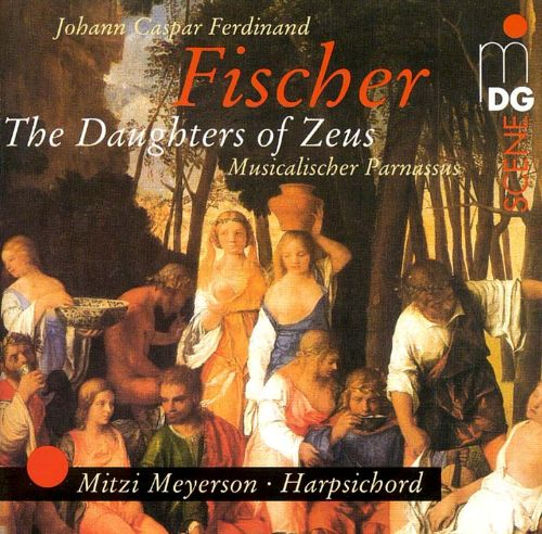 Fischer: The Daughters of Zeus, Musicalischer Parnassus