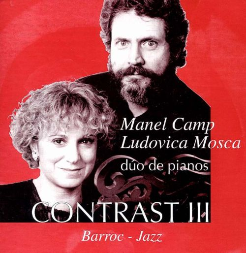 Contrasts, Vol. 3: Jazz and Baroque