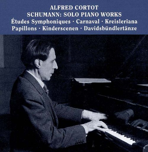 Schumann: Solo Piano Works
