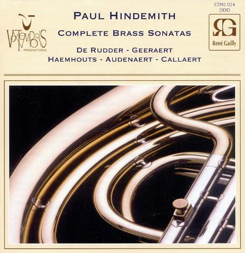 Hindemith: Complete Brass Sonatas