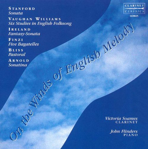On the Winds of English Melody