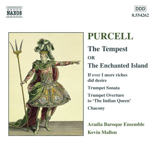 The Tempest, or, The Enchanted Island, semi-opera, Z. 631