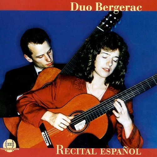 Spanish Recital, Works for Two Guitars