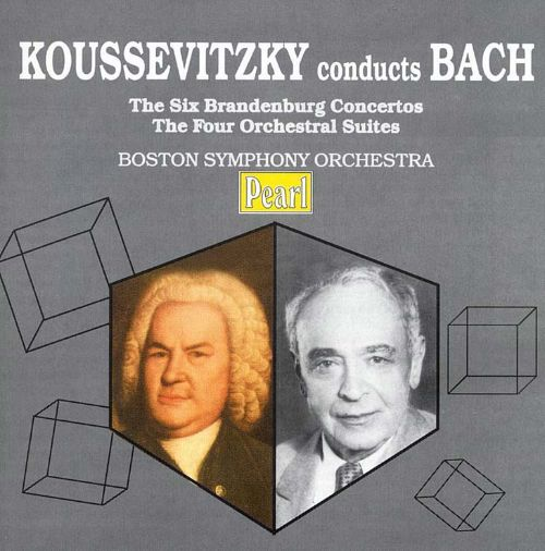 Koussevitzky Conducts Bach