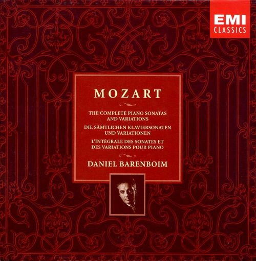 Mozart: The Complete Piano Sonatas and Variations
