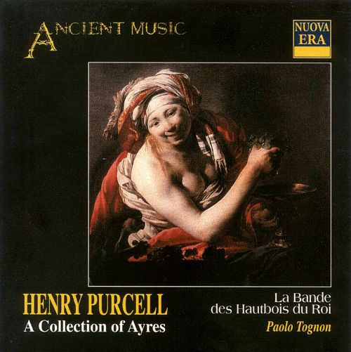Purcell: A Collection of Ayres