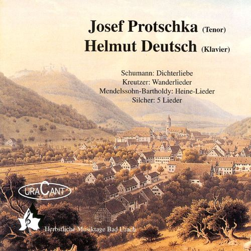 Dichterliebe, song cycle for voice & piano, Op. 48