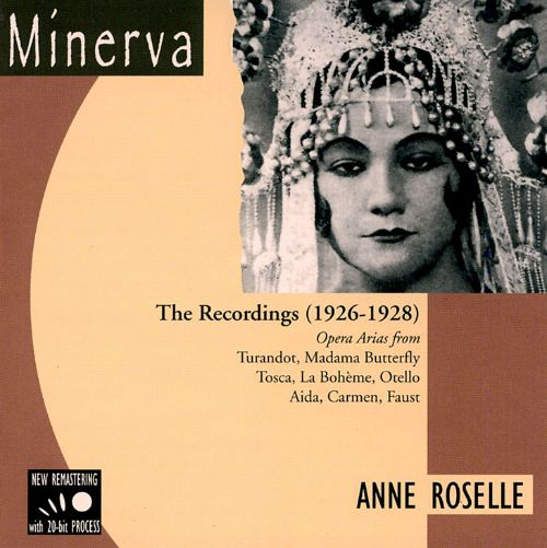Anne Roselle: The Recordings (1926-1928)