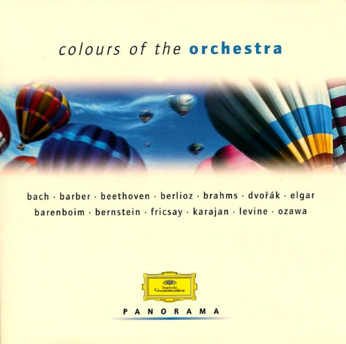 Panorama: Colours of the Orchestra