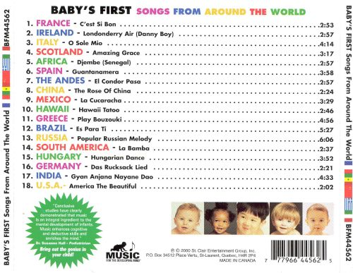 Baby's First: Songs from Around the World