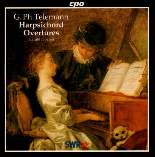 Telemann: Overtures for Harpsichord