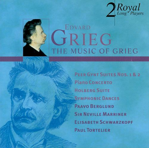 Music of Grieg