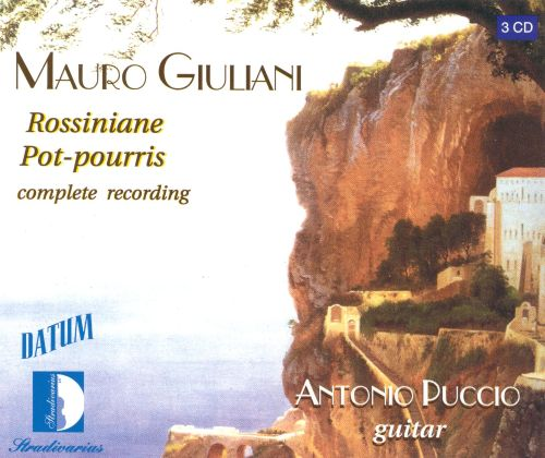Mauro Giuliani: Rossiniane Pot-pourris