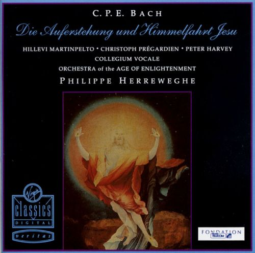C.P.E. Bach: The Resurrection and Ascension of Jesus