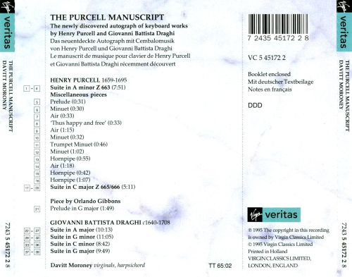 The Purcell Manuscript
