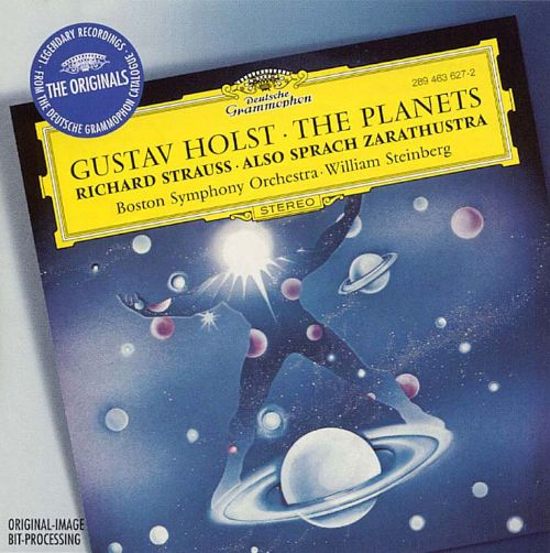 Holst: The Planets; Richard Strauss: Also Sprach Zarathustra