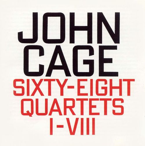 Sixty-Eight, Quartets I-VIII