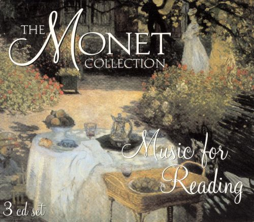 The Monet Collection: Music for Reading (Box Set)