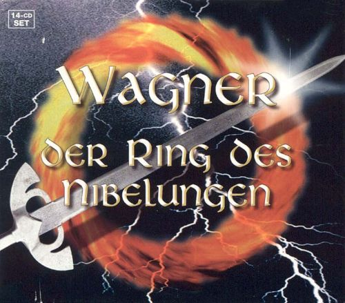 Wagner Der Ring Des Nibelungen Box Set Gunter Neuhold