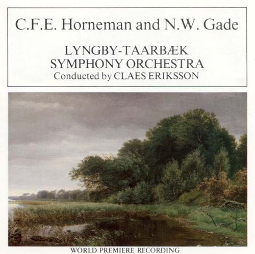 Music of Horneman and Gade