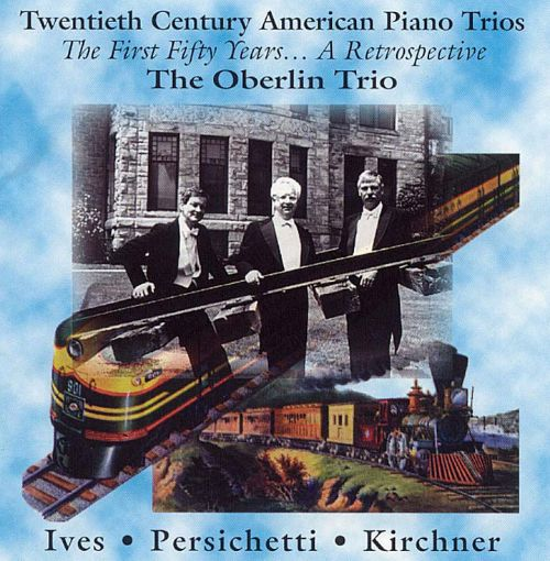 Twentieth Century American Piano Trios: The First Fifty Years... A Retrospective