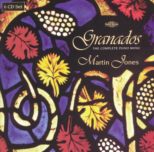 Pieces (6) on Spanish Folksongs, for piano, H. 125, DLR 5:2