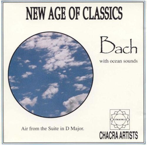 New Age of Classics: Bach with Ocean Sounds