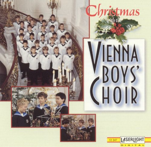 Christmas with the Vienna Boys' Choir - Vienna Boys' Choir | Songs ...