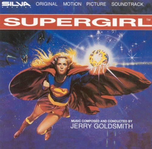 Supergirl [Original Motion Picture Soundtrack]
