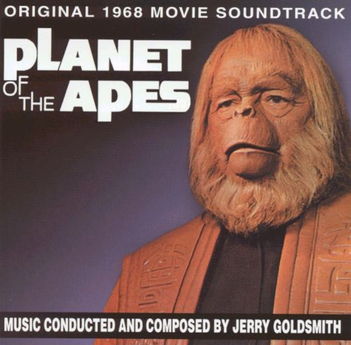 Planet of the Apes [Original 1968 Soundtrack] [Intercontinental]