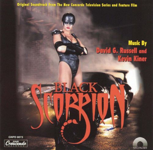Black Scorpion (Music from the Television Series and Feature Film