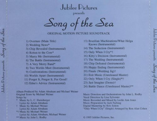 Songs of the Sea [Original Cast Record]