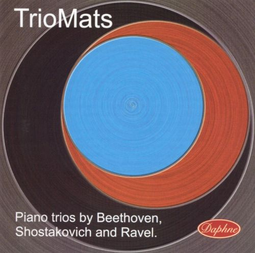 Piano Trios by Beethoven, Shostakovich and Ravel