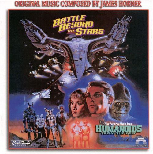 Battle Beyond the Stars / Humanoids from the Deep (Original ...