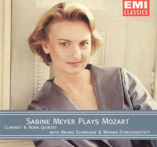 Sabine Meyer Plays Mozart - Clarinet & Horn Quintet