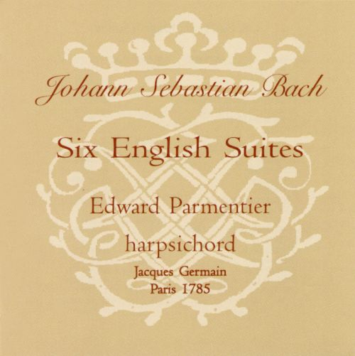 Bach: 6 English Suites