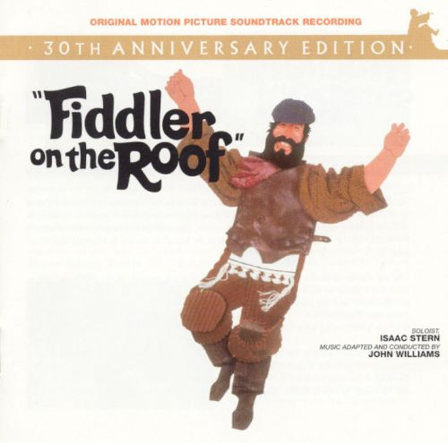 Fiddler On The Roof [Original Motion Picture Soundtrack] ...