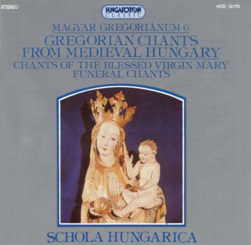 Gregorian and Polyphonic Chants from Medieval Hungary