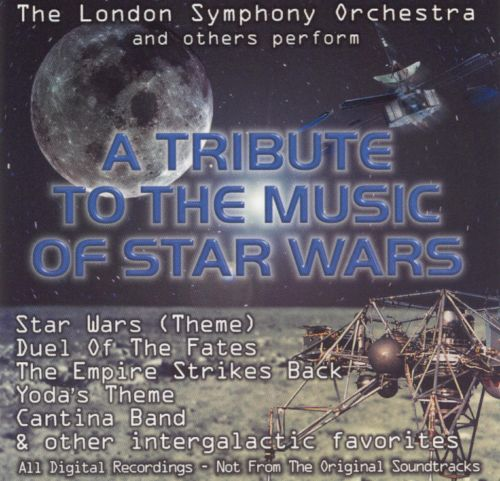 A Tribute to the Music of Star Wars